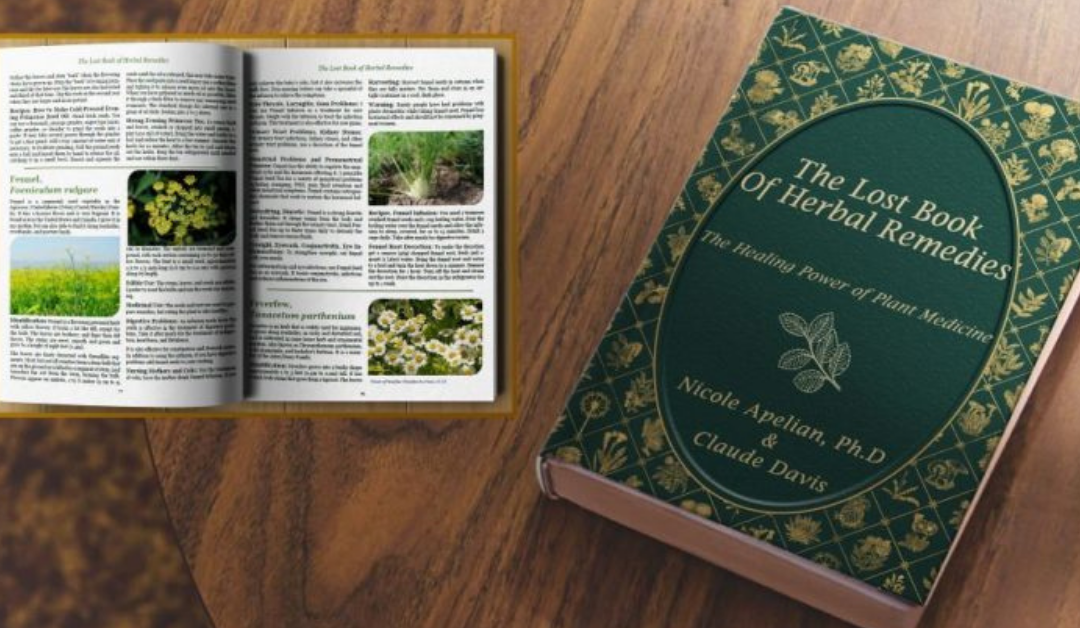The Lost Book of Herbal Remedies Review 2021 Updated